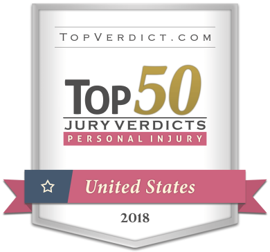 Top 50 Personal Injury Jury Verdicts